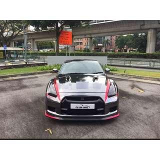 Nissan GTR Auto 3.8