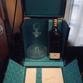 Johnnie Walker 30 Year Old - Sir Alexander Walker - Master Blender Collection