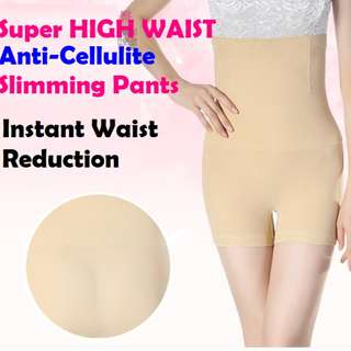 *IN STOCK* Super High Waist Slimming PANT (PANT 6) (2 Colours / Sizes)