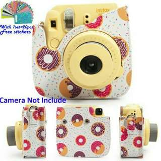 Pre-order Camera case for Fujifilm Instax Mini Camera
