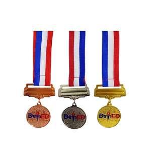 Medal Set of 3 (DEP ED)