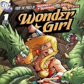 Wonder Girl (Digital Comics)