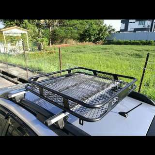 Heavy duty Steel roof rack carrier for suv 4x4