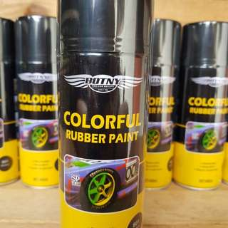 Botny rubber paint
