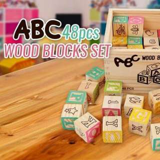 ABC 123 Blocks