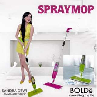 Spray Mop Alat Pel