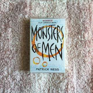 Monsters of Men – Patrick Ness
