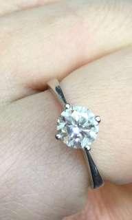 🈹️GIA證70份18k金鑽石戒指 有單 平售$13600 超值