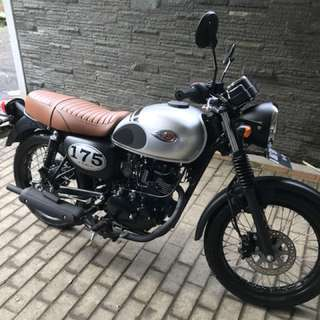 Jual W175 SE Over Credit