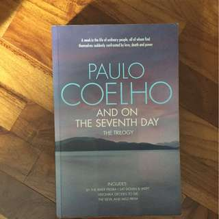 Paulo Coelho - And on the Seventh Day (By the River Piedra..., Veronika Decides to Die & The Devil and Miss Prym)