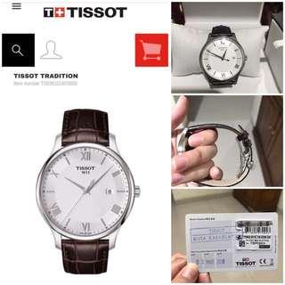 TISSOT T0636101603800 NEW BNIB