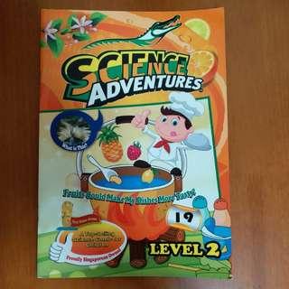 Scienve Adventure Level 2