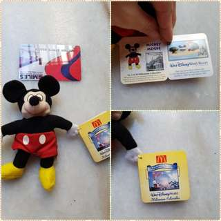McDonald's Mickey Mouse Millenium Collectables