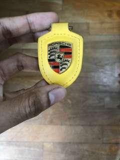 Porsche Key Chain