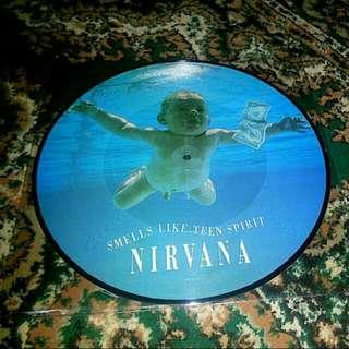Nirvana Picture Disc Vinyl