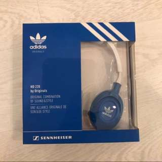Adidas Sennheiser Headphone HD220
