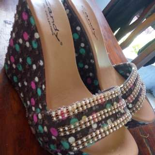 Wedges pesta