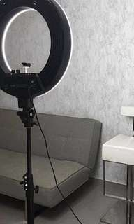 NEW RELEASE LIMITED EDITION -  IN BOX -  PRO LED RING LIGHT