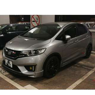 HONDA JAZZ RS GK5 2017