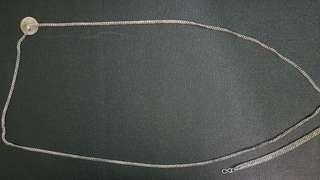 Nederland medallion chain belt