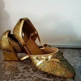 Ladies Ballroom Dance Shoes