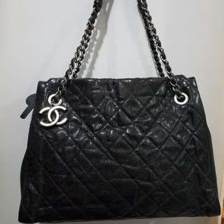 Chanel caviar tote bag 牛皮手袋