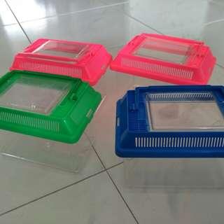 Mini portable Plastic Fish Tank
