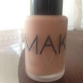 Make over ultra cover liq. Matt foundation
