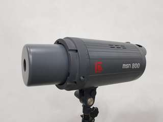 Jinbei MSN ii 800W strobe studio light