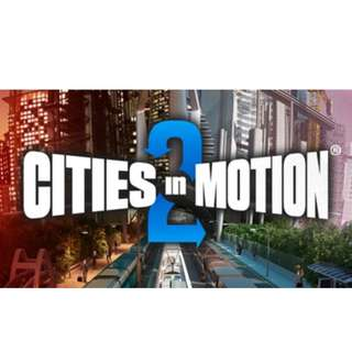 Cities in Motion 2 (Normal Price S$20.00)