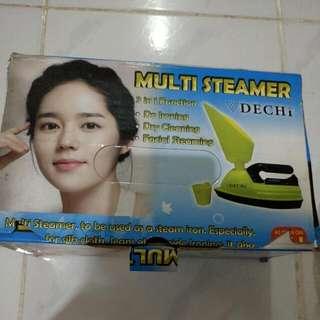 Steamer Iron Facial