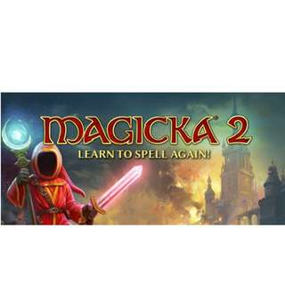Magicka 2 (Normal Price S$15.00)