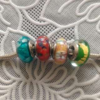 Soufeel Murano Glass Charms