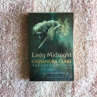 Lady Midnight – Cassandra Clare