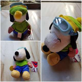 Snoopy  Ski  McDonald's collect