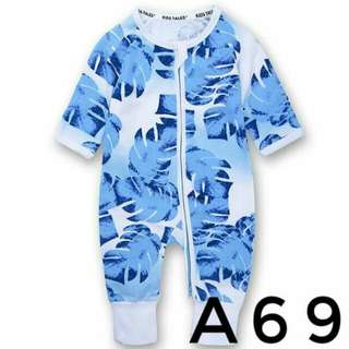 Sleepsuit Bondw Inspired