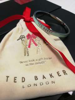 Authentic Ted Baker bangle