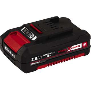 Einhell 18V 2,0 Ah Power-X-Change Battery