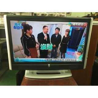 非凡二手家具 TOSHIBA 東芝 37吋液晶電視*型號:37HL86G *二手電視*2手電視