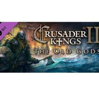 Crusader Kings II: The Old Gods DLC (Normal Price S$15.00)