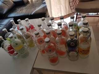Empty Liquor Bottle (25pcs)