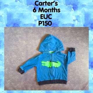 Carter's jacket