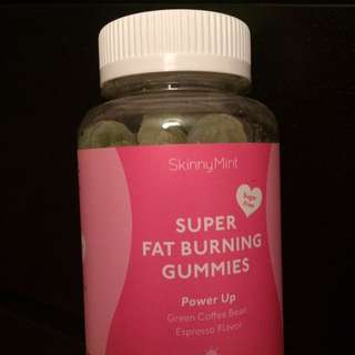 Skinny Mint gummies