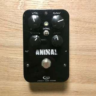 J Rockett Animal Overdrive V1