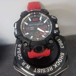 G SHOCK  CASIO JAPAN