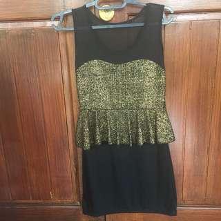 Glitterly Dress