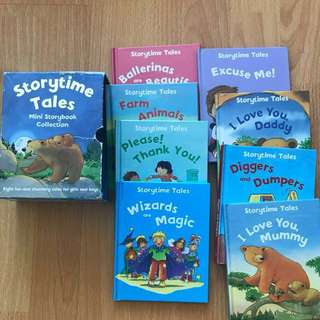 Storytime  tales children book