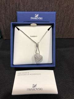 Brand new authentic Swarovski necklace with great pendant.