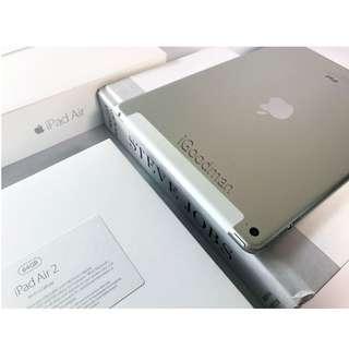 iPad Air 2 64gb Cellular WiFi 4G LTE Apple Full with Box