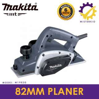 MAKITA MT SERIES 82MM PLANER 500W - M1902G